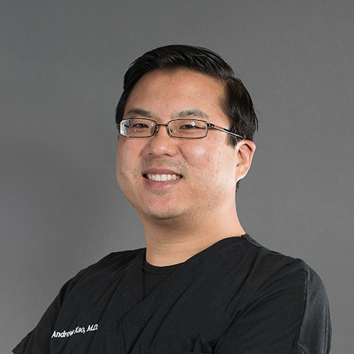 Ophthalmologist Andrew A. Kao, M.D.